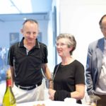 Martin and Anne Kinsky and Rich Bernard