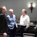 Robert Burke, Steve Shelton and James Schnorf
