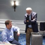 Ari Burstein and Roger Ganser